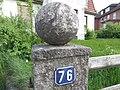 Hausnummer von Fördestraße 76 (Flensburg-Mürwik 2015-05-28), Bild 01.jpg