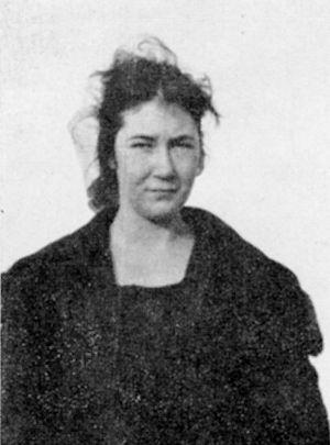 Hazel Miner - Hazel Miner. Courtesy: Center (N.D.) Republican.