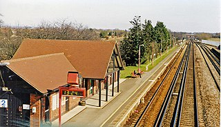 Headcorn railway station