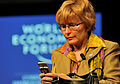 Helen Zille, 2009 World Economic Forum on Africa-1.jpg