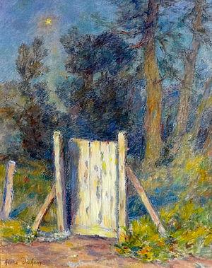 Henri Duhem - The Door (1937)