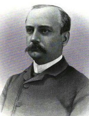 Henry Ledyard - Image: Henry Ledyard Mayor Detroit