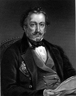 Henry Pottinger - Engraving of Pottinger