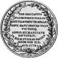 Henry Lee Congressional Gold Medal (reverse).jpg