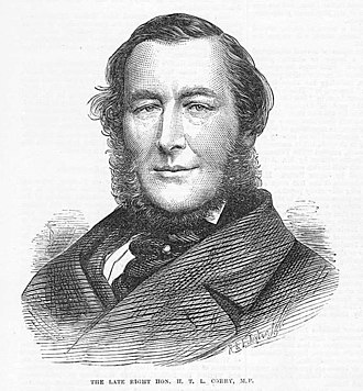 Henry Lowry-Corry (1803–1873) - Image: Henry Lowry Corry
