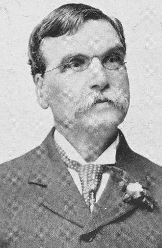 Mayor of Napier, New Zealand - Image: Henry Thomas Hill