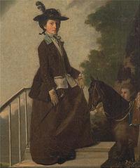 Elizabeth Bridgman, Sister of the Artist