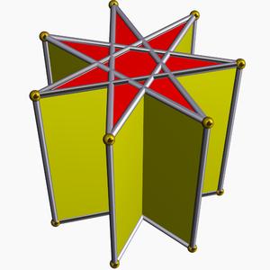 Heptagram - Image: Heptagrammic prism 7 3