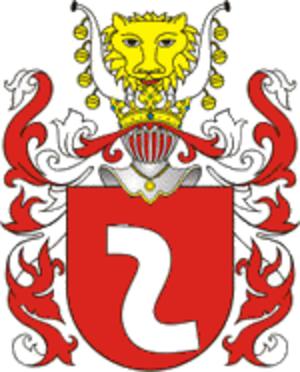 Siege of Toruń (1658) - Image: Herb Drużyna