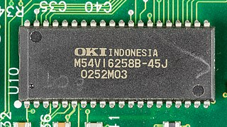 Hewlett-Packard JetDirect 170X - board - OKI M54V16258B-45J-2739.jpg