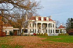 Milton S. Hershey Mansion - Wikipedia