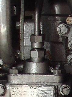 Fuel pump Pump