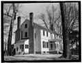 Historic American Buildings Survey. - Burnside Plantation, State Route 1335, Williamsboro, Vance County, NC HABS NC,91-WILBO.V,1-2.tif