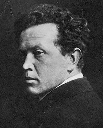 Hjalmar Bergman - Image: Hjalmar Bergman