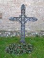 Hoeje Taastrup Kirke Denmark cross.jpg