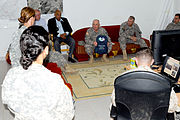 Hogg engages leaders in Djibouti, Ethiopia (7157648590)