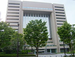 Hokuriku Electric Power Company Headquarter.jpg