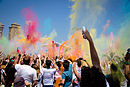 Holi celebrations at Parque Villa Lobos, 2013.jpg