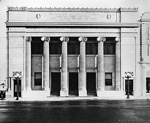 Hollywood Masonic Temple - Hollywood Masonic Temple, 1922