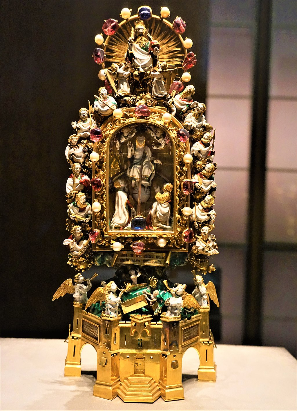 Holy Thorn Reliquary - British Museum - Joy of Museums 2