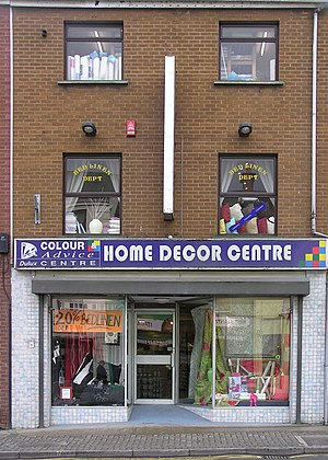 Home Decor Centre, Omagh. This shop is located...