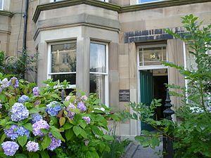 Stanisław Maczek - Image: Home of General Maczek, Arden Street, Edinburgh