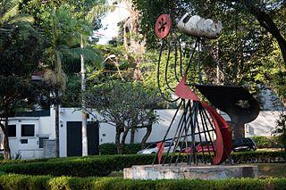 Monument to Federico García Lorca, São Paulo