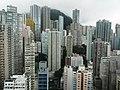 Hong Kong Island from Holiday Inn Express Soho (9732502490).jpg