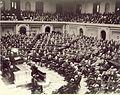 Honoring the Memory of Woodrow Wilson in House Chamber (4473776396).jpg