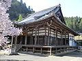 Honzenji (Iigai) main hall.JPG