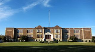 Hopewell High School Complex United States historic place
