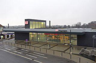 Horrem station