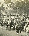 Horsemen detail, from- Alfredo Campos y Su Guerrilla, Entrando a Culiacan, Abril de 1912 (21629446670) (cropped) (cropped).jpg