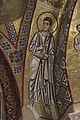 Hosios Loukas (narthex) - East wall, 4th arch (S.Thomas) 01.jpg