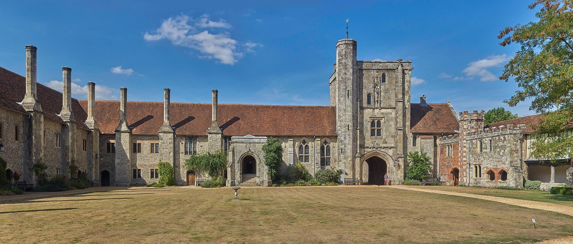 The Hospital of St Cross, St Cross, Winchester, UK