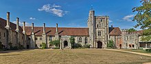 The Hospital of St Cross, St Cross, Winchester, UK