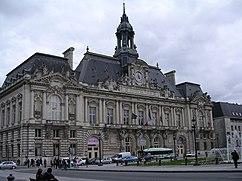 Ayuntamiento de Tours (1896-1904)