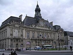 Hotel de Ville Tours