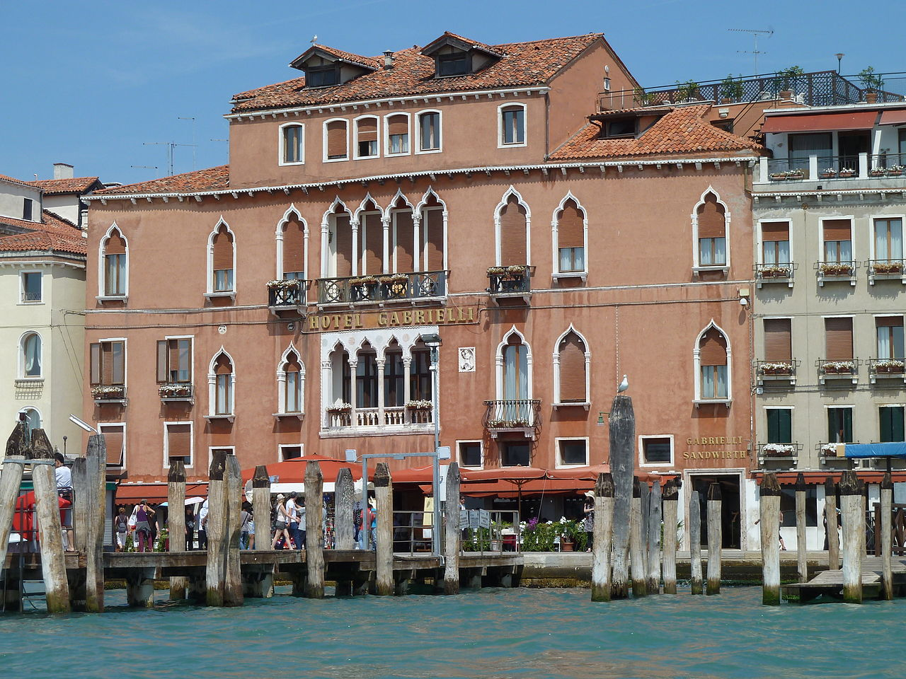 Venice Hotels On Grand Canal  Star