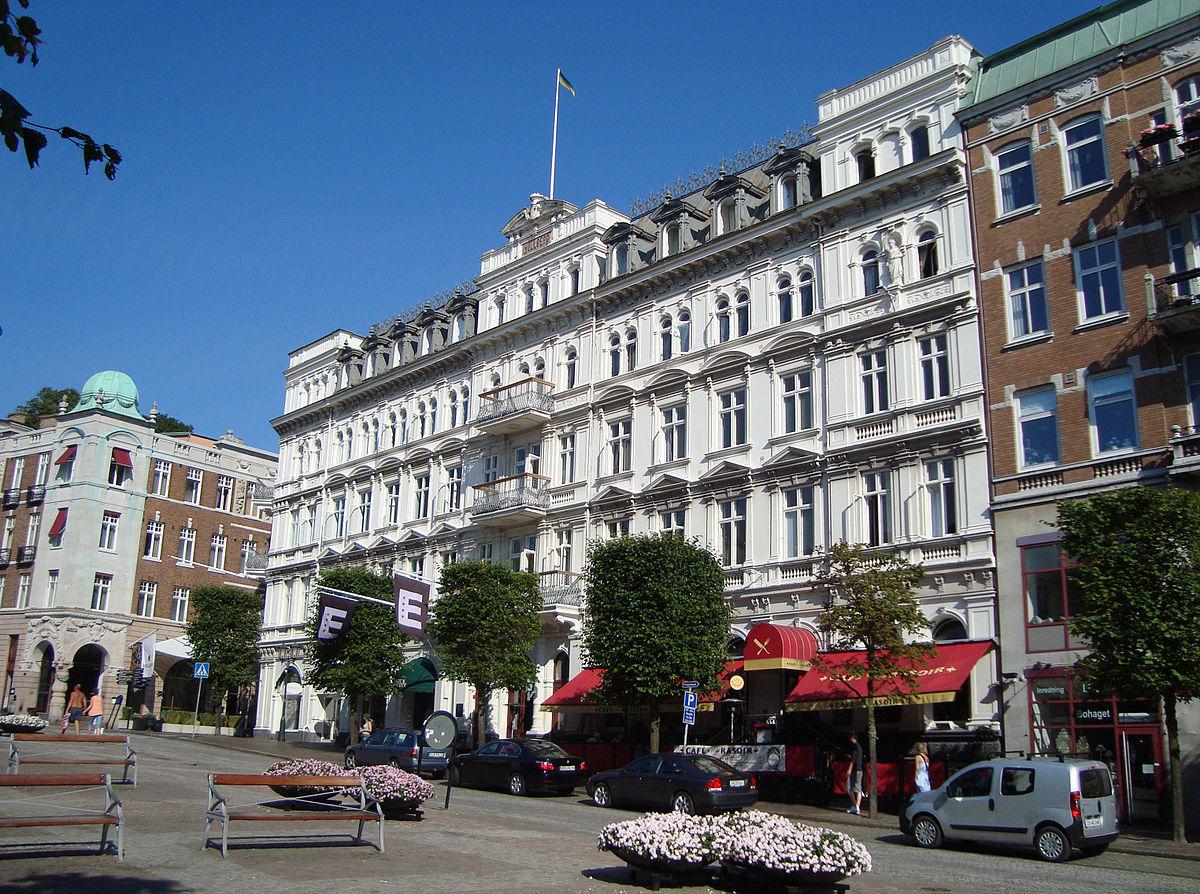 Nouveau Hotel Helsingborg