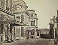 Hotels Fontenilliat, avenue des Champs-Elysees, Paris - the entrance courtyard.jpg