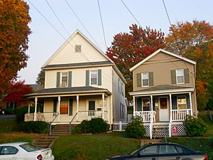 Avoca, Pennsylvania - Houses in Avoca