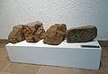 Housseras-Blocs de pierre ciselés issus du rempart.jpg
