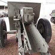 Howitzer 155 mm mle 1917 Saumur img 2312