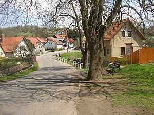 Josef Lada - Image: Hrusice CZ birthplace of Josef Lada 185