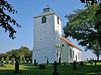 Alby, Öland - Hulterstad Church
