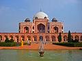 Humayun's Tomb, Delhi, India 3.jpg