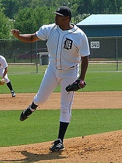 Humberto Sánchez Dominican baseball player