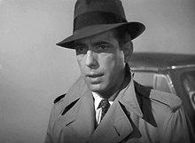 Humphrey Bogart in Casablanca con un cappello borsalino 3171c9a785fc