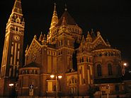Hungary szeged dome night 5